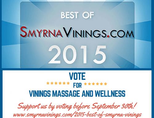 Vinings Massage and Best of Smyrna